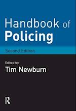 Handbook of Policing af Tim Newburn