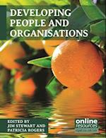 Developing People and Organisations (UK Higher Education Business Human Resourcing)