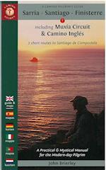 A Camino Pilgrim's Guide Sarria - Santiago - Finisterre (Camino Guides)
