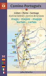 Camino Guide Portugues Maps (Camino Guides)