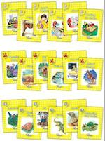 Jolly Phonics Readers, Complete Set Level 2