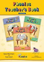 Jolly Phonics Teacher's Book (colour edition) (Teacher Books Print, nr. 1)