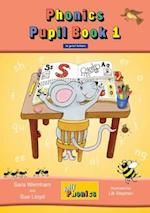 Jolly Phonics Pupil Book 1 (colour edition) (Pupil Books Print, nr. 1)