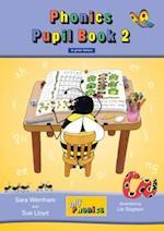 Jolly Phonics Pupil Book 2 (colour edition) (Pupil Book Colour, nr. 2)