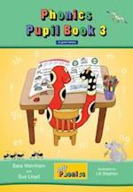 Jolly Phonics Pupil Book 3 (colour edition) (Pupil Book Colour, nr. 3)