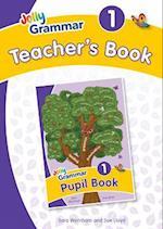 Grammar 1 Teacher's Book (Jolly Grammar 1)