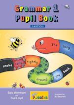 Grammar 1 Pupil Book (in print letters)