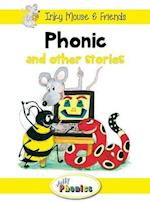 Jolly Phonics Paperback Readers, Level 3 Phonic's Fantastic Facts (Inky Mouse Friends, nr. 2)