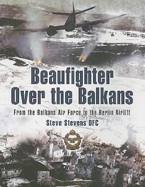Beaufighter Over the Balkans