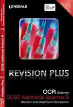 OCR Gateway Additional Science B (Revision Plus)