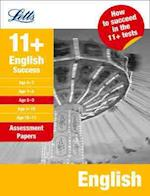 English Age 8-9 (KS2 Success Assessment Papers)