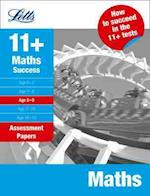 Maths Age 8-9 (Letts 11+ Success)