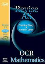 OCR Maths (Letts Revise AS & A2)