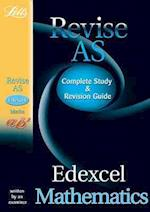 Edexcel Maths (Letts Revise AS & A2)
