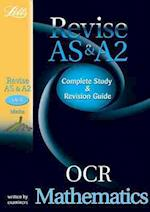 OCR AS and A2 Maths (Letts Revise AS & A2)