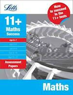 Maths Age 6-7 (Letts 11+ Success)
