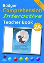 Badger Comprehension Interactive KS1: Teacher Book 2A (Badger Comprehension Interactive)
