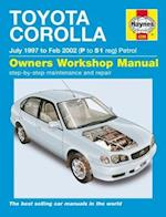 Toyota Corolla Petrol Service and Repair Manual af Martynn Randall