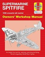 Spitfire Manual af Alfred Price, Paul Blackah