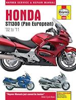 Honda ST1300 Pan European Service and Repair Manual (Haynes Motorcycle Manuals)