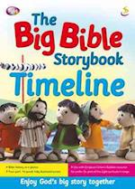 The Big Bible Storybook Timeline (The Bible storybook range)