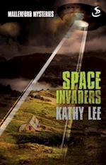 Space Invaders af Kathy Lee