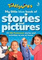 My Little Blue Book of Stories and Pictures (Old Testament) (Tiddlywinks)