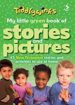 My Little Green Book of Stories and Pictures (New Testament) (Tiddlywinks)