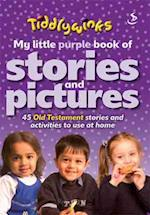 My Little Purple Book of Stories & Pictures (Old Testament) (Tiddlywinks)