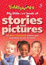 My Little Red Book of Stories & Pictures (New Testament) (Tiddlywinks)