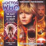 The Many Deaths of Jo Grant (Doctor Who: The Companion Chronicles)