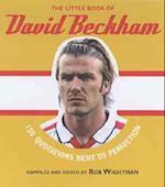 The Little Book of David Beckham