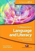 The Minimum Core for Language and Literacy af Nancy Appleyard, Keith Appleyard