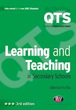 Learning and Teaching in Secondary Schools (Achieving Qts)