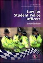 Law for Student Police Officers (Practical Policing Skills Series)