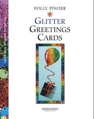 Handmade Glitter Greetings Cards