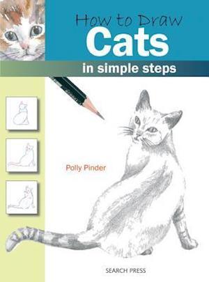 Bog paperback How to Draw Cats af Polly Pinder