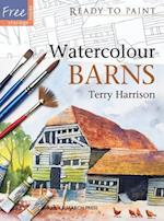 Ready to Paint: Watercolour Barns (Ready to Paint)