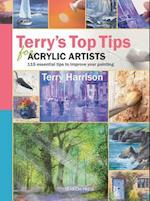 Terry's Top Tips for Acrylic Artists (Top Tips)