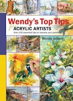 Wendy's Top Tips for Acrylic Artists (Top Tips)