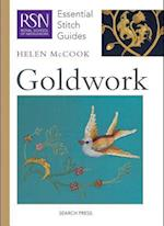 RSN Essential Stitch Guides: Goldwork (Essential Stitch Guides)