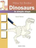 How to Draw: Dinosaurs af Dandi Palmer