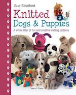 Knitted Dogs & Puppies af Sue Stratford