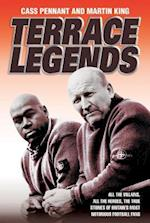 Terrace Legends af Cass Pennant, Martin King