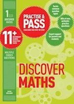 Practise & Pass 11+ Level One: Discover Maths af Peter Williams