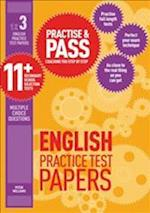 Practise & Pass 11+ Level Three: English Practice Test Papers af Peter Williams