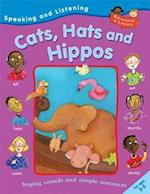 Cats, Hats and Hippos af Pie Corbett, Ruth Thomson