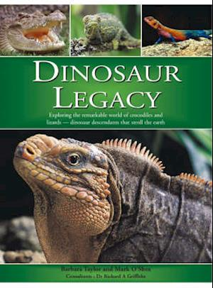 Bog, paperback Dinosaur Legacy af Barbara Taylor