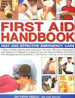 First Aid Handbook af Pippa Keech