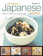 70 Classic Japanese Recipes af Masaki Ko